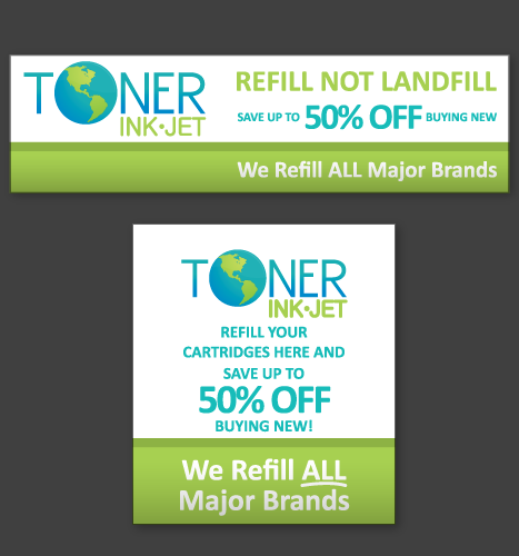 Print, Illustration, Photo Manipulation: Toner Ink Jet Sign Artwork